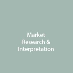 Market Research & Interpretation