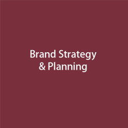 Brand Strategy & Planning