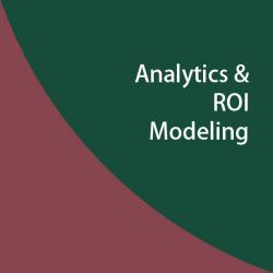 Analytics & ROI Modeling