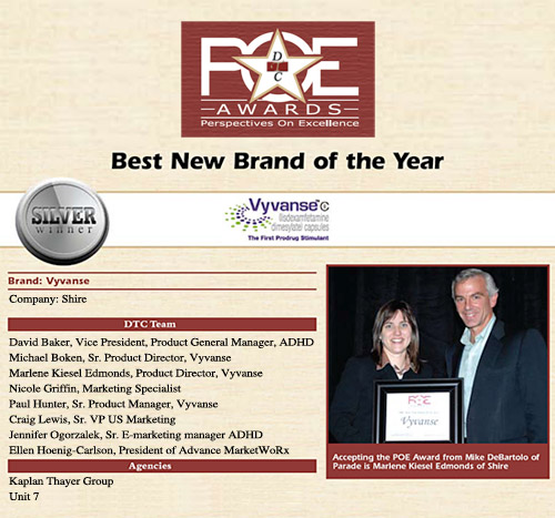 2008 DTC Perspectives POE Award